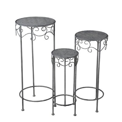 Auburn Road 3 Piece Plant Stand Set