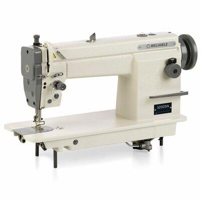 Single Needle, Needle Feed Sewing Machine