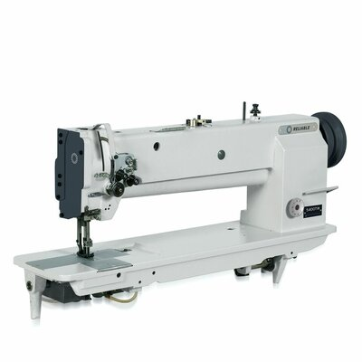 "18"" Long Arm, Two Needle Walking Foot Sewing Machine"