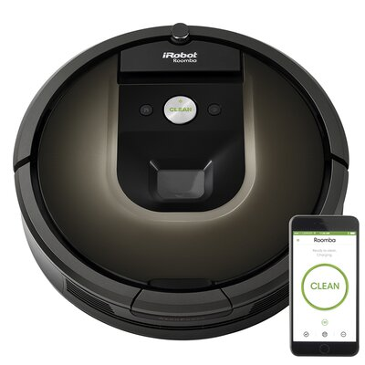 Roomba 980 Wi-Fi Connected Vacuuming Robot
