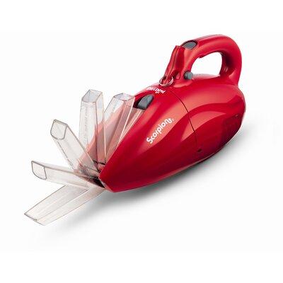 Scorpion Quick-Flip Handheld Vacuum Cleaner