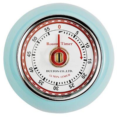 Eddingtons Magnetic Retro Timer in Sax Blue