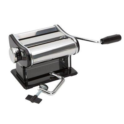 Ethos Pasta Machine in Chrome/Black
