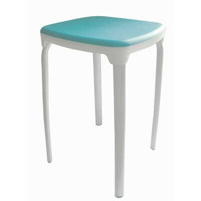 Paride Stool Color: White