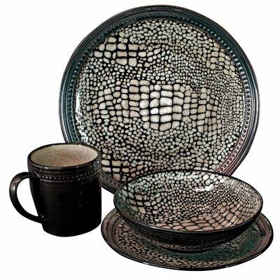 Alterton Furniture Komodo 16-Piece Dinnerware Set