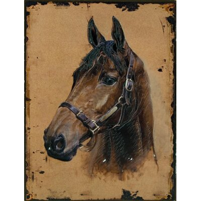 Alterton Furniture Rosie Horse Wall Art