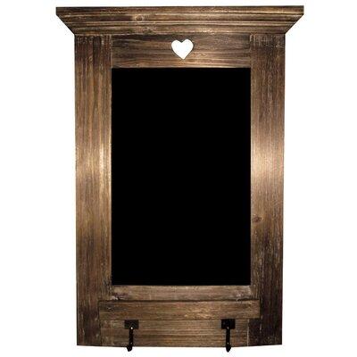 Alterton Furniture Driftwood Chalkboard with Hooks