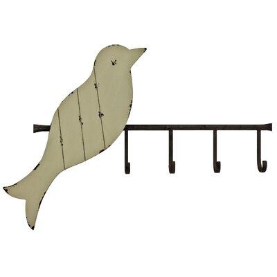Alterton Furniture Birdsong Wall Mounted Coat Rack