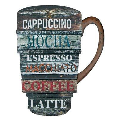 Alterton Furniture Coffee Cup Textual Art