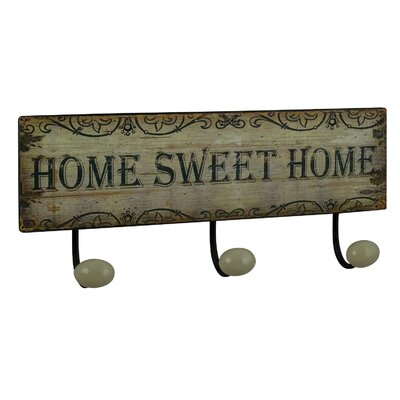 Alterton Furniture Home Sweet Home Wall Mounted Coat Rack
