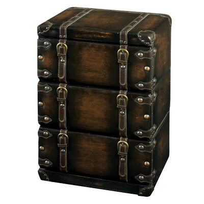 Alterton Furniture Equestrian 3 Drawer Chest of Drawers