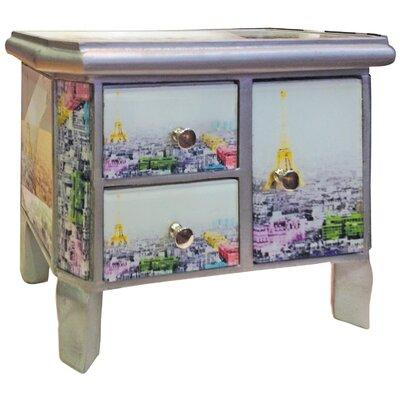 Alterton Furniture Landscapes Jewellery Box