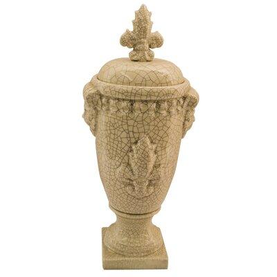 Alterton Furniture Fleur-De-Lys Jar