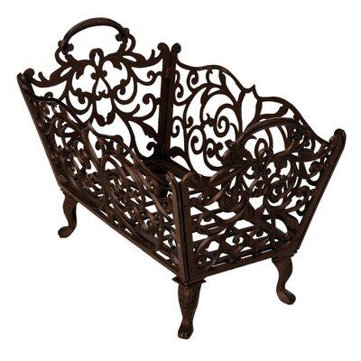 Alterton Furniture Wood Basket
