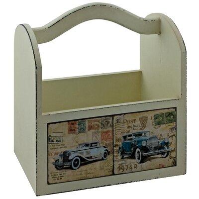 Alterton Furniture Vintage Cars Carrier Box