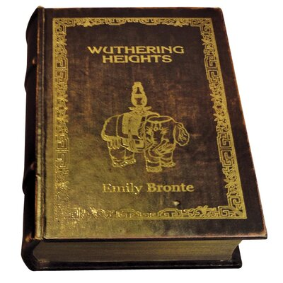 Alterton Furniture Wuthering Heights Secret Book Box