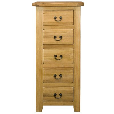 Alterton Furniture Montana 5 Drawer Chest of Drawers