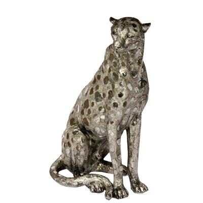 Alterton Furniture Sitting Cheetah Figurine