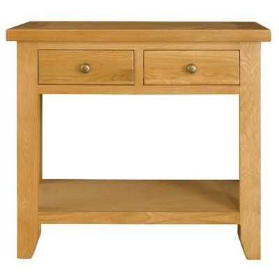 Alterton Furniture Michigan 2 Drawer Console Table