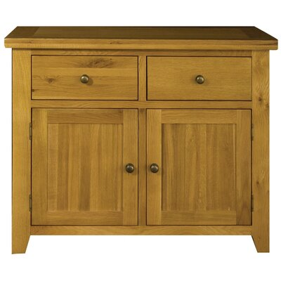 Alterton Furniture Michigan 2 Door 2 Drawer Chest of Drawers
