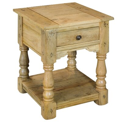 Alterton Furniture Granary Royale Side Table