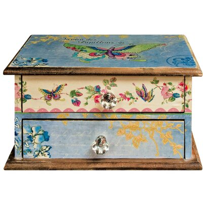 Alterton Furniture Butterfly Jewel Box