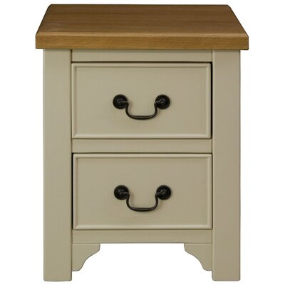 Alterton Furniture Oakleigh 2 Drawer Bedside Table