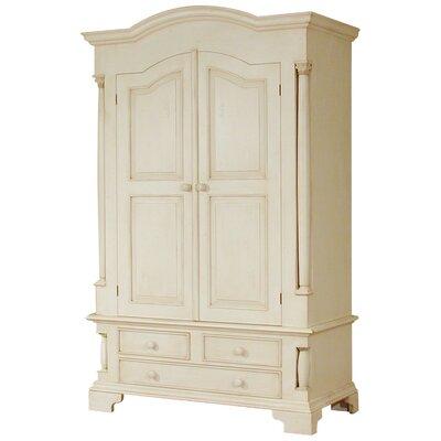 Alterton Furniture Canterbury 2 Door Wardrobe