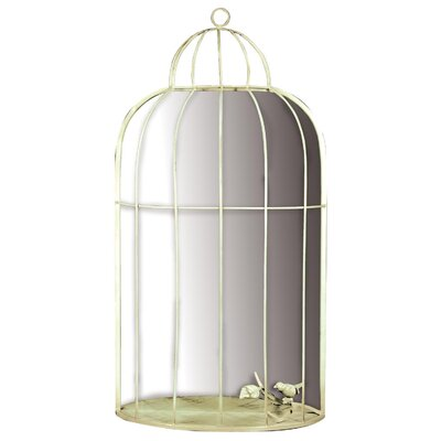 Alterton Furniture Caged In Wall Mirror