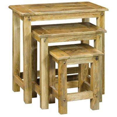 Alterton Furniture Granary Royale 3-Piece Nesting Table Set