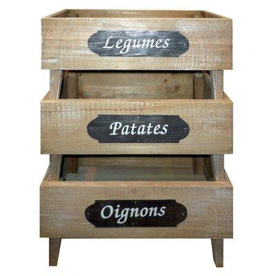 Alterton Furniture Stacking Vegetable Tray Set