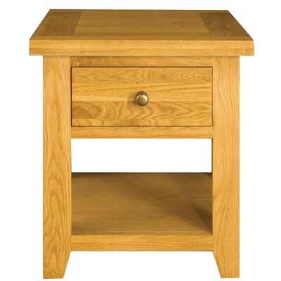 Alterton Furniture Michigan 1 Drawer Bedside Table