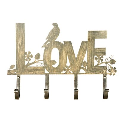Alterton Furniture Love Bird Wall Mounted Coat Rack