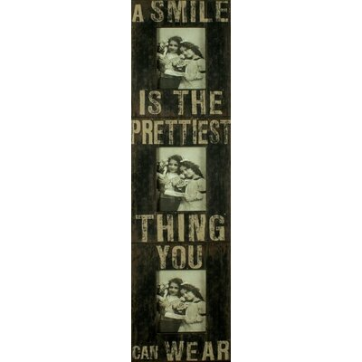Alterton Furniture Smile Wall Picture Frame