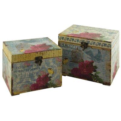 Alterton Furniture Birds and Blooms Storage Box Set