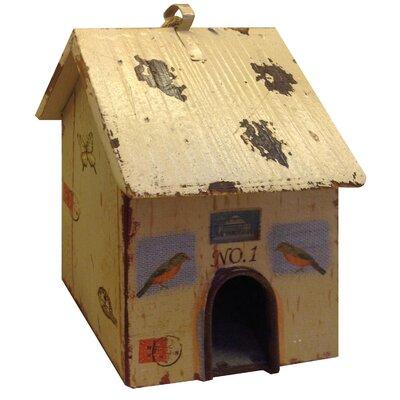 Alterton Furniture Bird House Figurine
