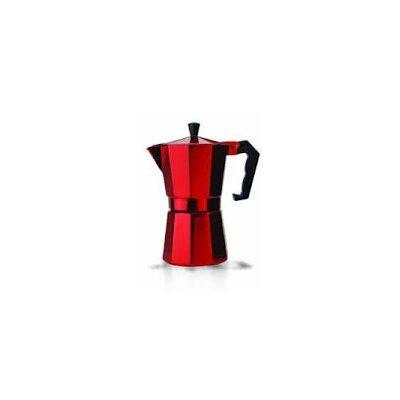 Stovetop Espresso Maker Color: Red