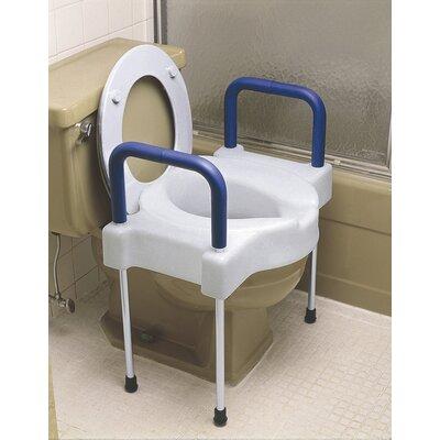 Tall-Ette Elevated Raised Toilet Seat