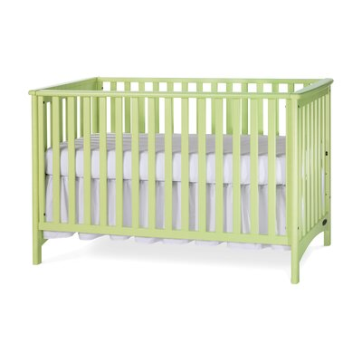 London 3-in-1 Convertible Crib Color: Lime