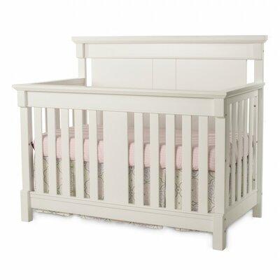 Bradford Lifetime 4-in-1 Convertible Crib Color: Matte White