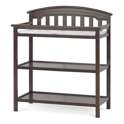 Stanford Changing Table Color: Slate