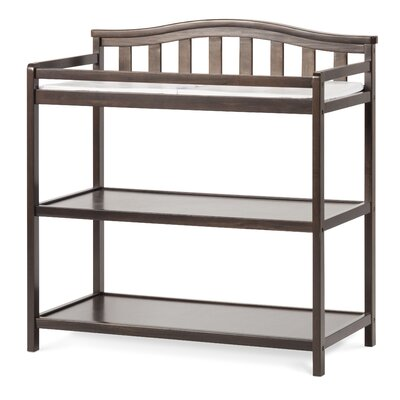 Camden Changing Table Color: Slate