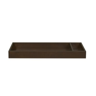 Camden Changing Tray Color: Slate