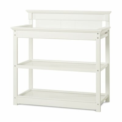 Bradford Changing Table Color: Matte White