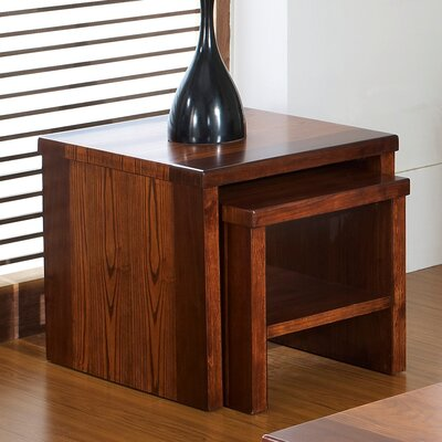 Somerton Dwelling Infinity End Table