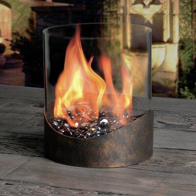 Roxbury Steel Propane Fire Pit