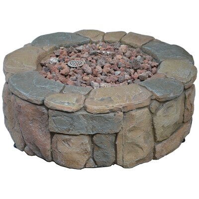 Petra Propane Fire Pit