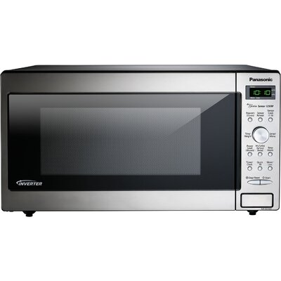 "22"" 1.6 cu.ft. Countertop/Built-In Microwave with Genius Sensor and Inverter Technology"