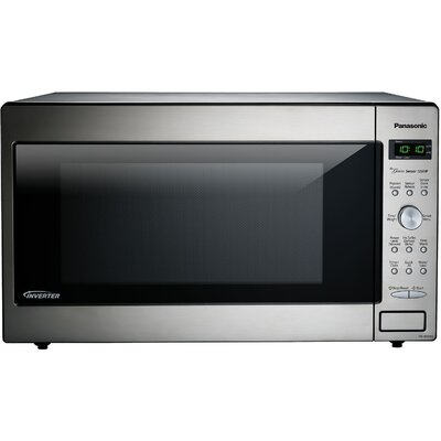 "23"" 2.2 cu.ft. Countertop/Built-In Microwave with Genius Sensor and Inverter Technology"