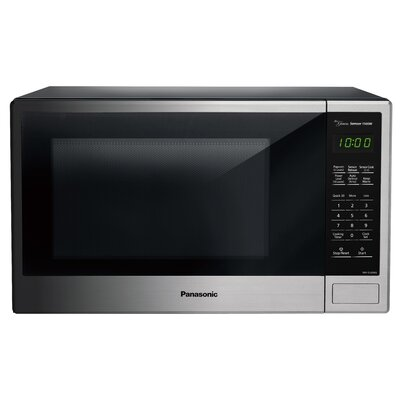 "17"" 1.3 cu.ft. Countertop/Built-In Microwave"